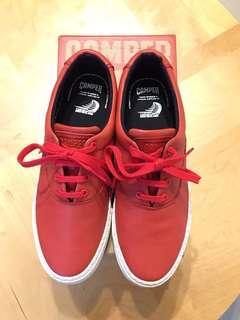 🚚 Camper 全新皮質休閒鞋