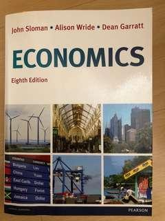 Economics textbook 8th Edition