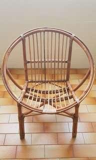 🚚 Teak Chair