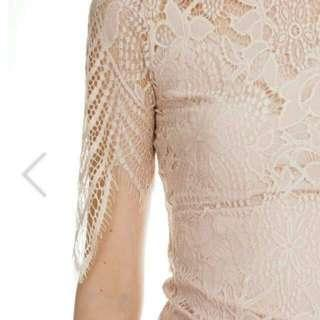 TCL Rosebelle lace dress