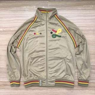 Size L LRG embroidery Travel winter jacket
