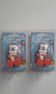 牙刷 座 兩個