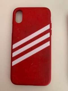 Adidas iPhone X case