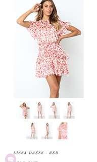 BNWT petal & pup dress size 6