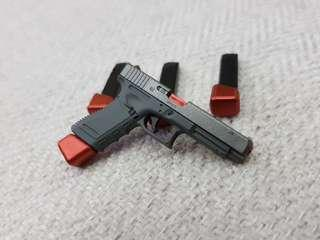 1/6 Glock G34 loose from Easy & Simple [phicen / TBLeague / Hot Toys / weapon / gun]