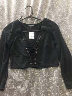 BNWT Fashion Nova top