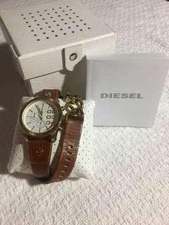 Women's Diesel Gold Tone Chronograph Watch DZ5308