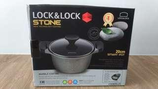 New Lock&Lock Stone Pot