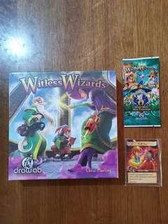 Witless Wizards KS with Expansion - BNIS