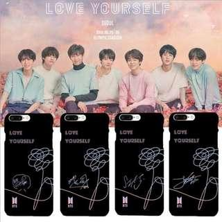 🚚 BTS Phone Cover