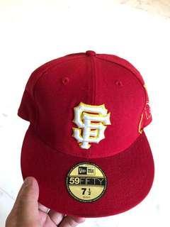New Era 59Fifty cap size 7 1/2