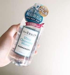 [我的美麗日記]高效極淨保濕卸妝水 400ml