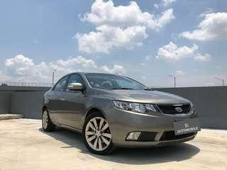 Kia Cerato Forte 1.6 SX Promo Good Deal !