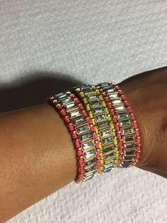 JCrew Friendship Bracelets