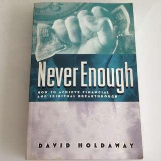 How To Achieve Financial And Spiritual Breakthrough - Never Enough