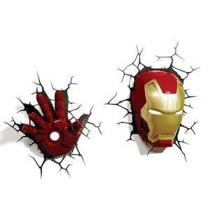 Ironman 3D Deco Light Marvel 3DLightFX