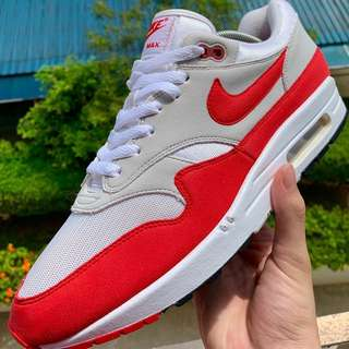 d2f85e0c3338 Nike Air Max 1 OG Anniversary Red US11 Steal