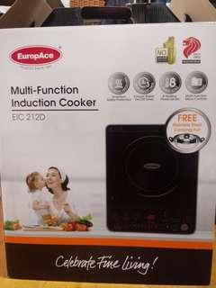 New EuropAce Multi-Function Induction Cooker