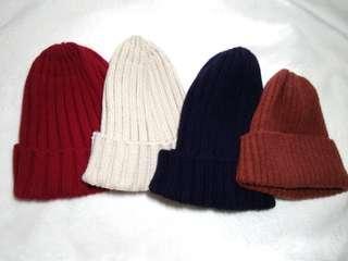 冷帽 毛線帽 毛綫帽