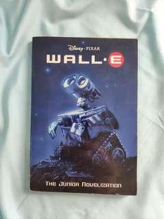 Disney Pixar Wall-E: The Junior Novelization
