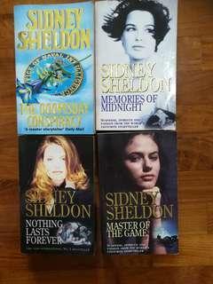 Books by Sidney Sheldon