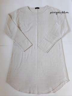 #CNY2019 White Midi Dress