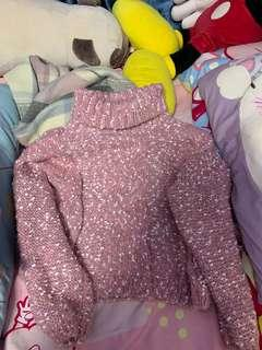 Korea pink top