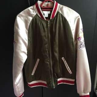 H&M Bomber jacket (Sukajan jacket)