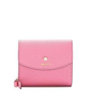 Mimco Marshmallow Small Sublime Zip Wallet