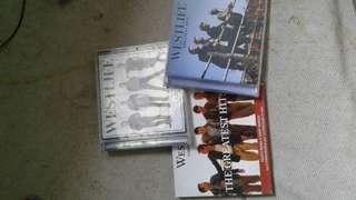 WESTLIFE COLLECTIBLE ALBUMS