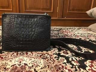 Aesthetic Pleasure - Croco bag (MINUS DUSTBAG)