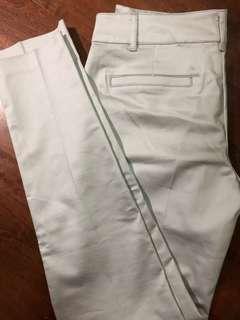 Net 修身8分西裝褲