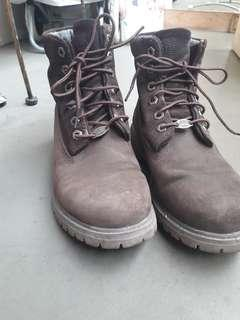 Timberland Suede Brown Boots size 38
