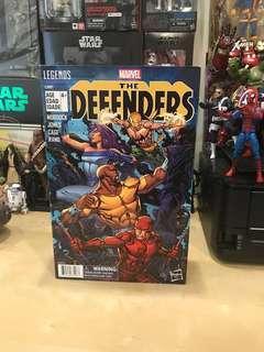 Marvel Legends - The Defenders Set