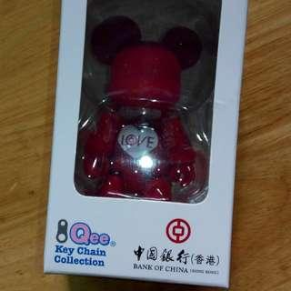 Bearbrick暴力熊,中国银行独家装涂
