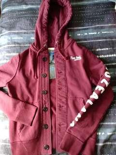 Thick hooded jacket(brandnew)
