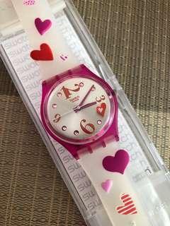 🚚 Swatch Valentine's Watch