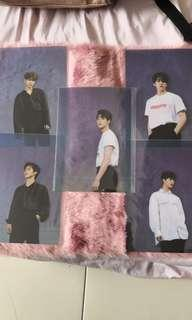 ONHAND NONPROFIT ASTRO Official Rise Up Clear Postcard Tingi