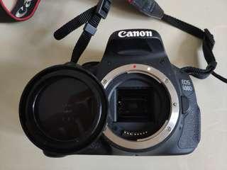 🎯最後清貨🎯 95%新 Canon EOS600D 淨機身Body Only