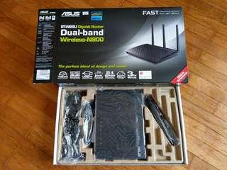 Asus RT-N66U Gigabit Router