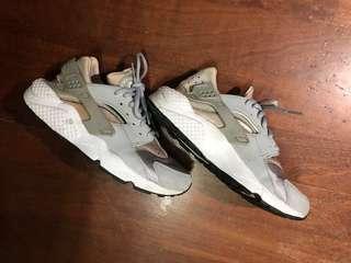 Nike銀灰武士