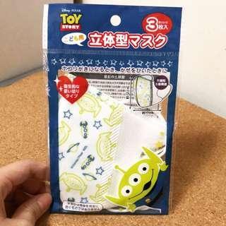 玩具總動員 三眼怪 兒童口罩
