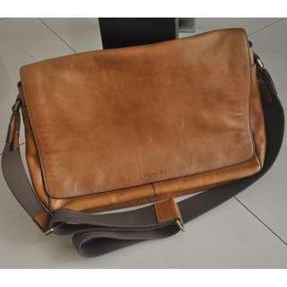 Coach Messenger Bag Full Leather