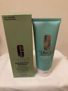Clinique anti-blemish solutions oil-control cleaning mask