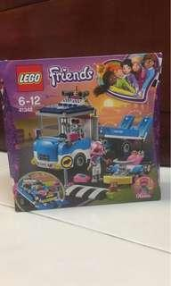 Lego Friends 41348 Olivia Service and Care Truck
