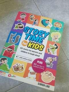 Story Time for kids