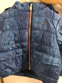 Tommy Hilfiger coat 大褸