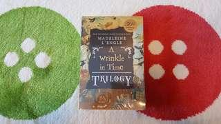A Wrinkle in Time trilogy