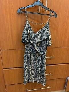 American Eagle Outfitters Cold Shoulder Dress