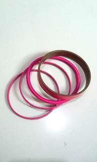 Gelang Pink Bundle